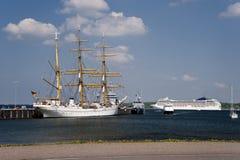 Kiel Royalty Free Stock Photo