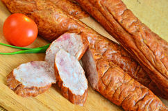 Kielbasa Stock Photos