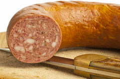 Kielbasa Royalty Free Stock Photos