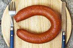 Kielbasa Royalty Free Stock Image