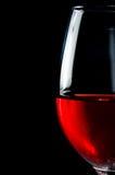 kielich wina Zdjęcie Royalty Free