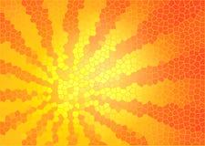 kieliszek tła oznaczane ciepła Fotografia Stock