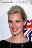 Kiera Smith bij de Officiële Lancering van BritWeek, Privé Plaats, Los Angeles, CA 04-24-12 Royalty-vrije Stock Afbeelding