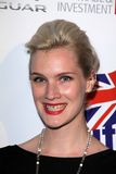 Kiera Smith lors du lancement officiel de BritWeek, emplacement privé, Los Angeles, CA 04-24-12 Image libre de droits