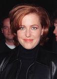Gillian Anderson Stock Images