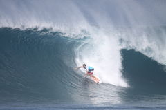 Kieren Perrow at Pipemasters Royalty Free Stock Photo