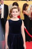 Kiernan Shipka. At the 17th Annual Screen Actors Guild Awards, Shrine Auditorium, Los Angeles, CA. 01-30-11 Royalty Free Stock Photo