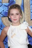 Kiernan Shipka. At the 'Glee The 3D Concert Movie' World Premiere, Village Theater, Westwood, CA 08-06-11 Stock Image
