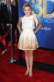 Kiernan Shipka. At the 'Glee The 3D Concert Movie' World Premiere, Village Theater, Westwood, CA 08-06-11 Stock Photography