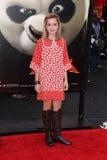 Kiernan Shipka. At the 'Kung Fu Panda 2' Film Premiere, Chinese Theater, Hollywood, CA. 05-22-11 Stock Photos