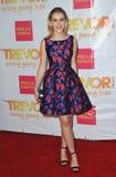 Kiernan Shipka. LOS ANGELES, CA - DECEMBER 7, 2014: Kiernan Shipka at the 2014 TrevorLIVE Los Angeles Gala at the Hollywood Palladium Stock Image