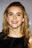 Kiernan Shipka Stock Photo