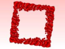 kierowa czerwień Zdjęcia Royalty Free