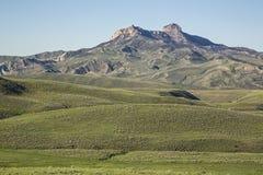 Kierowa góra widzieć od Pomnikowego wzgórza zdjęcia royalty free