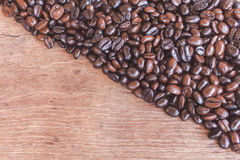 Kierowa kawy rama robić kawa Obrazy Stock