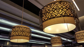 Kierowa lampa Obrazy Stock