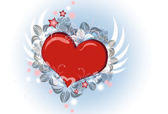 kierowa miłość Zdjęcia Stock