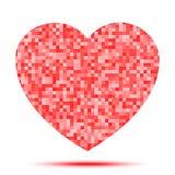 Kierowa piksel ikona Fotografia Royalty Free