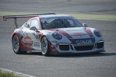 Kierowca Pedro Marreiros GT filiżanka Zdjęcia Royalty Free