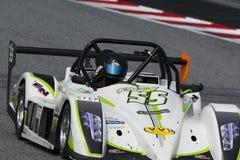 Kierowca VEYRAT Guillaume Drużynowego balu AUTO sport Fotografia Stock