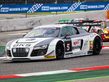 Kierowcy Alain FERTÃ ‰ Drużynowy Simpson Motorsport Zdjęcia Stock