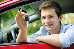 kierowcy licencja Obraz Stock