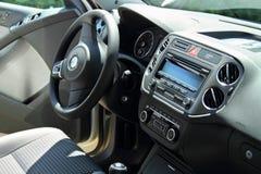 kierowcy wnętrza s siedzenia pojazd zdjęcia stock