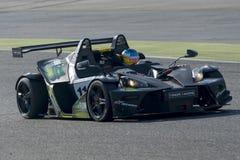 Kierowcy zwycięzca Colome GT filiżanka Zdjęcia Stock