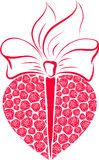 kierowe róże ilustracja wektor