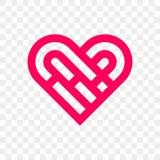 Kierowego loga wektorowa abstrakcjonistyczna kreatywnie ikona ilustracja wektor