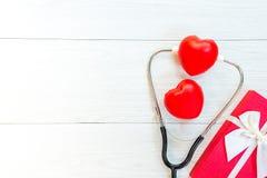 Kierowej choroby checker dla valentine Fotografia Stock