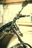 Kierownica motocykl Obraz Stock
