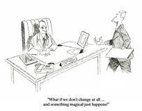 Kierownictwa no zmieniają oprócz magii ilustracji