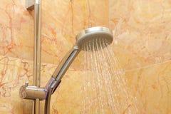kierownicza prysznic zdjęcia royalty free