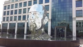 Kierownicza statua Obrazy Royalty Free