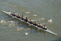 kierowniczy śmierdziuchy regatta wioślarstwo Zdjęcia Royalty Free