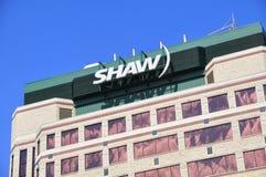 kierowniczy biuro Shaw obraz stock