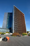 Kierowniczy biuro Swedbank, Vilnius Zdjęcia Royalty Free