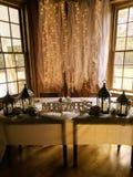 Kierowniczy Bridal stół Obraz Royalty Free