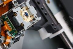 kierowniczy laser Fotografia Royalty Free