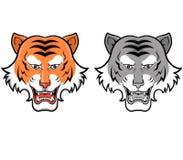 kierowniczy tygrys Ilustracja Wektor