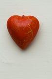 kierowy czerwony kształt Fotografia Royalty Free