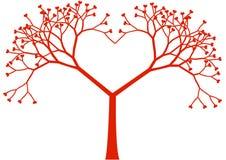 kierowy drzewo ilustracja wektor