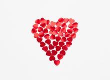 Kierowy kształt Robić Od Małych serc Obraz Stock
