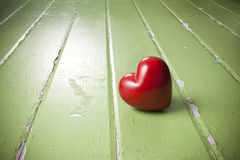 Kierowy miłości zieleni tło zdjęcie royalty free