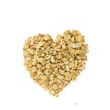 kierowy oatmeal obrazy royalty free