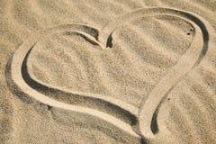 kierowy piasek Zdjęcie Stock