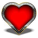 kierowy valentine Obrazy Royalty Free