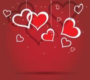 kierowy valentine Obraz Royalty Free
