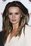 Kierston Wareing Stock Photo